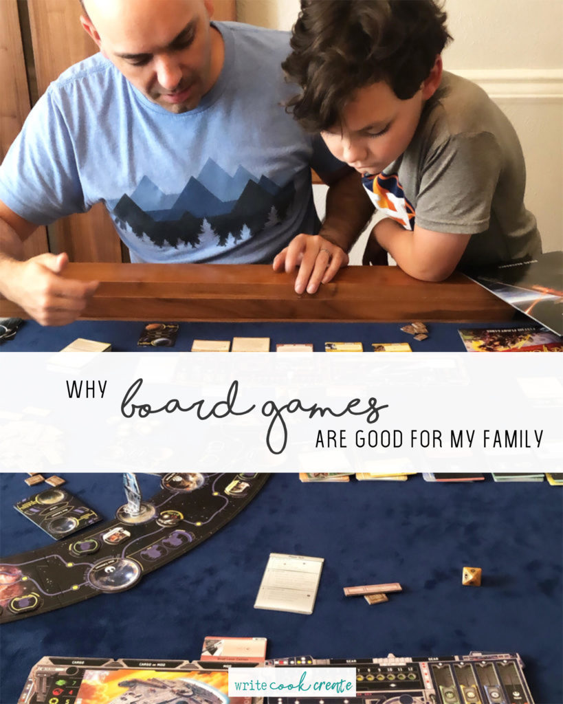 board games, board gamers, family game night, star wars board games